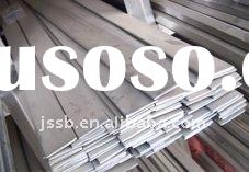 HRAP AISI 304 stainless steel flat bar