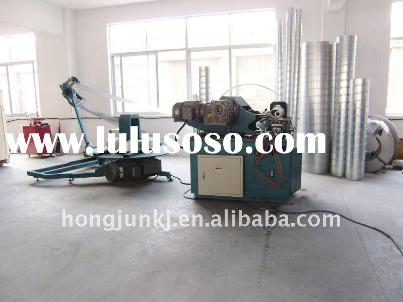 HVAC duct forming machine