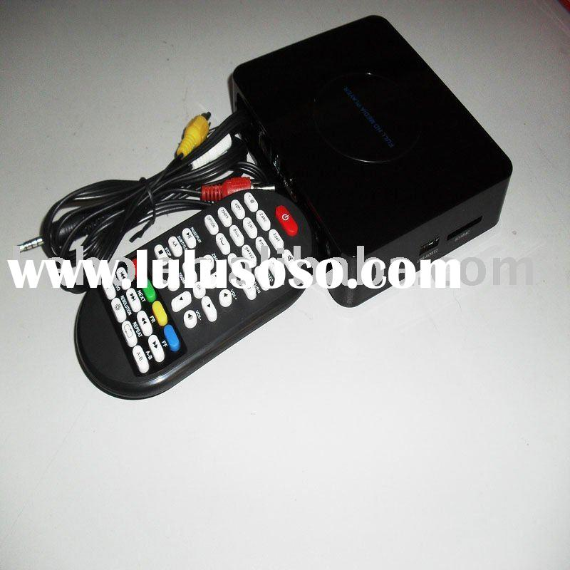 H.264 HD 1080P Android 2.2 ip set top box