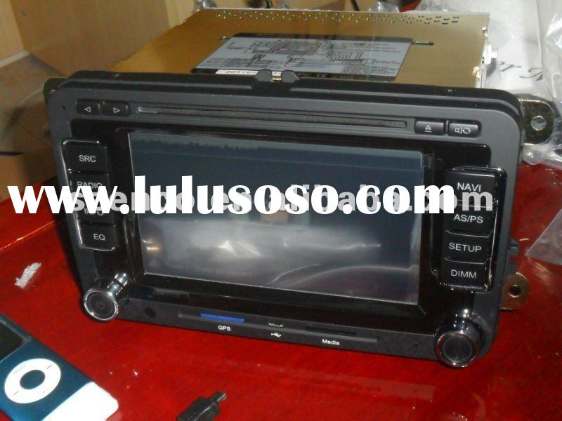 Headunit New VW Touran car dvd player with auto gps navigation stereo system Gold edition (VW-7088)