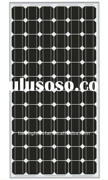 High Quality 300W Mono Crystalline Solar Panel