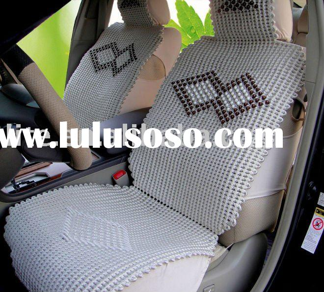 High quality summer cool Hand Weave auto Seat cushion auto car seat cushion