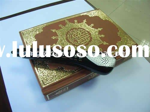 Holy Quran Read Pen ( New fashion Quran Reader Pen 4GB: Special with Thai language; QA6080 )