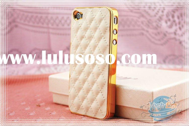 Hot Christmas gift for girls!!! protector case for iphone 4s With fashion appearance