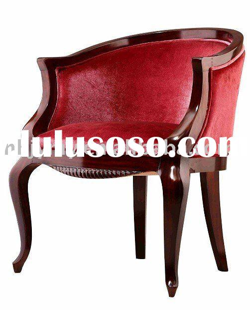 Hotel chair/Lounge chair/lecong world furniture center chair/louvre furniture chair/hotel furniture