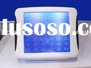 House and industry Intelligent PSTN GSM Alarm System with full LCD and membrane keyboard