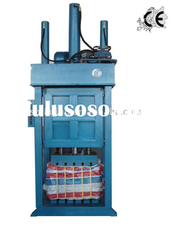 Hydraulic Used Clothes baler machine