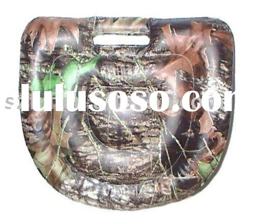 INFLATABLE HUNTING SEAT,Inflatable hunting cushion,MOSSY OAK INFLATABLE CAMO HUNTING SEAT