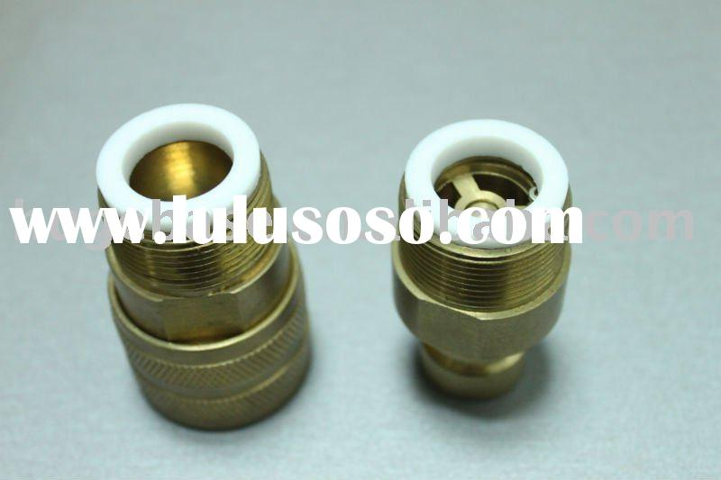 ISO Hydraulic Quick Couplings/quick release coupling/liquid quick fitting