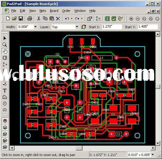 Industrial Power supply pcb layout