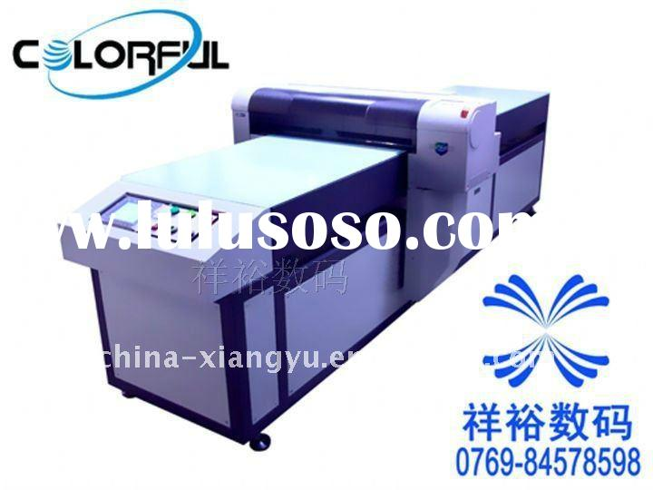 Industrial digital photo printer