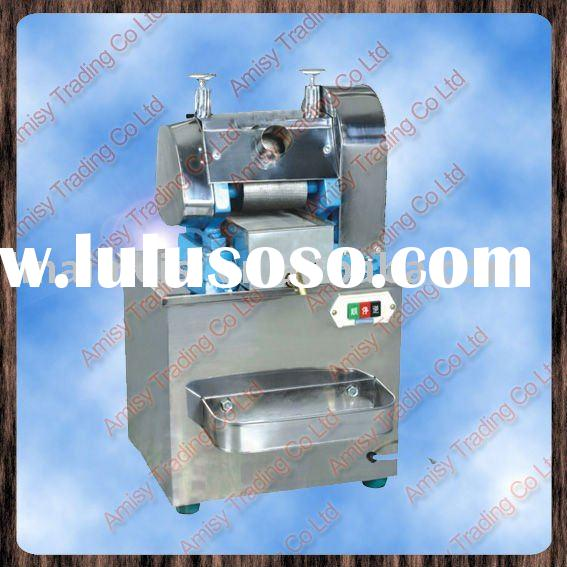 Industrial sugar cane juicer/sugarcane crusher/sugar cane juice machine