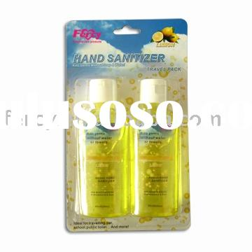Instant waterless hand sanitizer instant waterless hand sanitizer 1