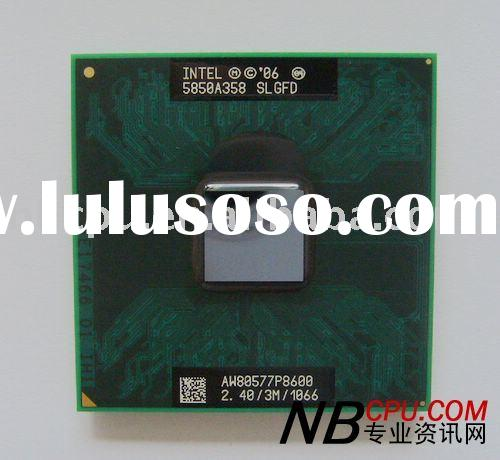Intel Core 2 Duo Mobile Processor P8600 SLGFD cpu