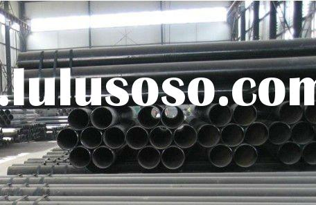 JIS G3456 STPT410 ASTM A106B Hot Dip Galvanized Seamless Carbon Steel Pipe