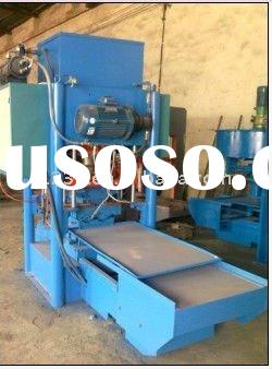 JS-128 hot selling concrete roof tile and floor tile forming machine