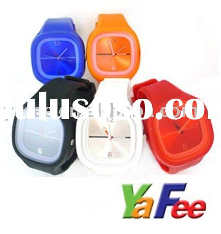 Jelly Silicone electronic Wrist Watch