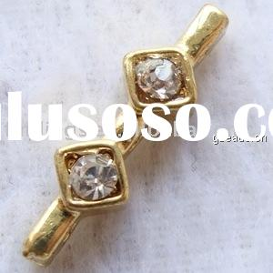 Jewelry connectors with middle east rhinestone,jewelry beads,crystal beads