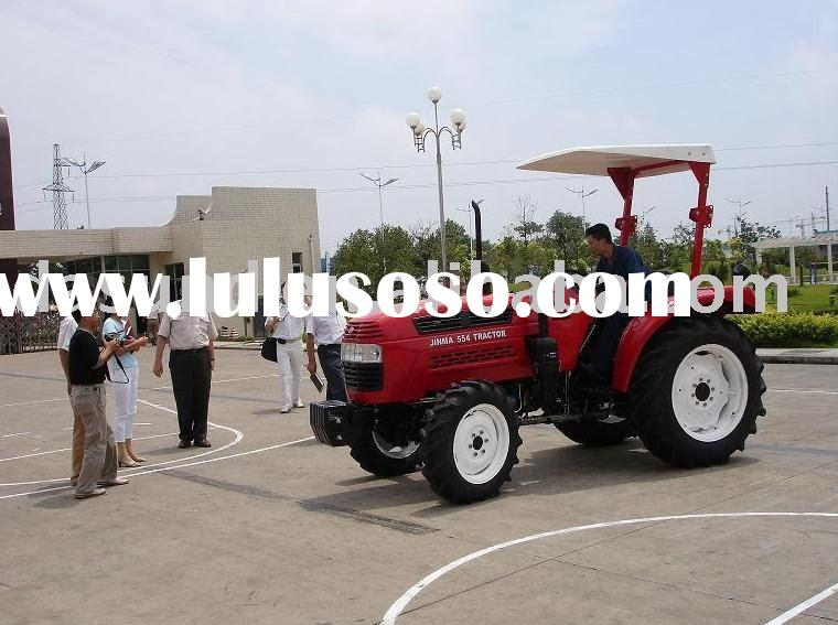 Jinma 554 tractor, farm tractor, compact tractor