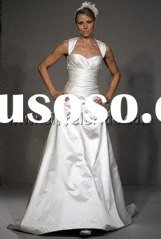 LAF2720 beautiful wedding dress custom wedding gown simple wedding dress