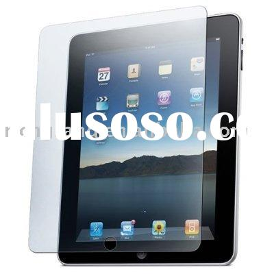 LCD SCREEN SCRATCH PROTECTOR FOR APPLE IPAD i-PAD
