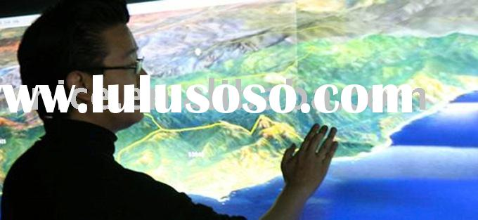LCD touch screen advertising