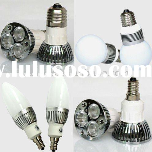 LED Light Globe (MR16 / GU10 / E27 / E14 Spot Lamp Bulb)