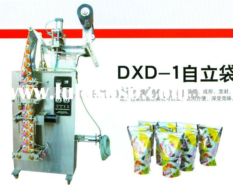 LIQUID STANDING -BAG PACKING MACHINE