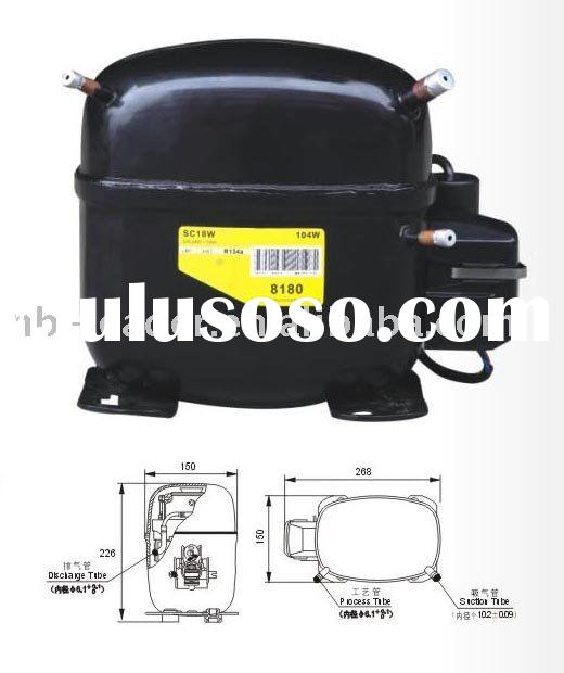 LOW and Medium BACK PRESSURE hermetic COMPRESSOR,REFRIGERATOR COMPRESSOR