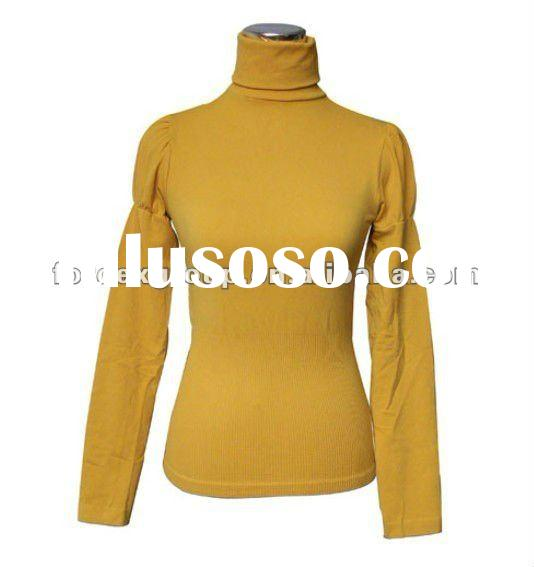Lady Long Sleeve T-Shirt ,Seamless Underwear