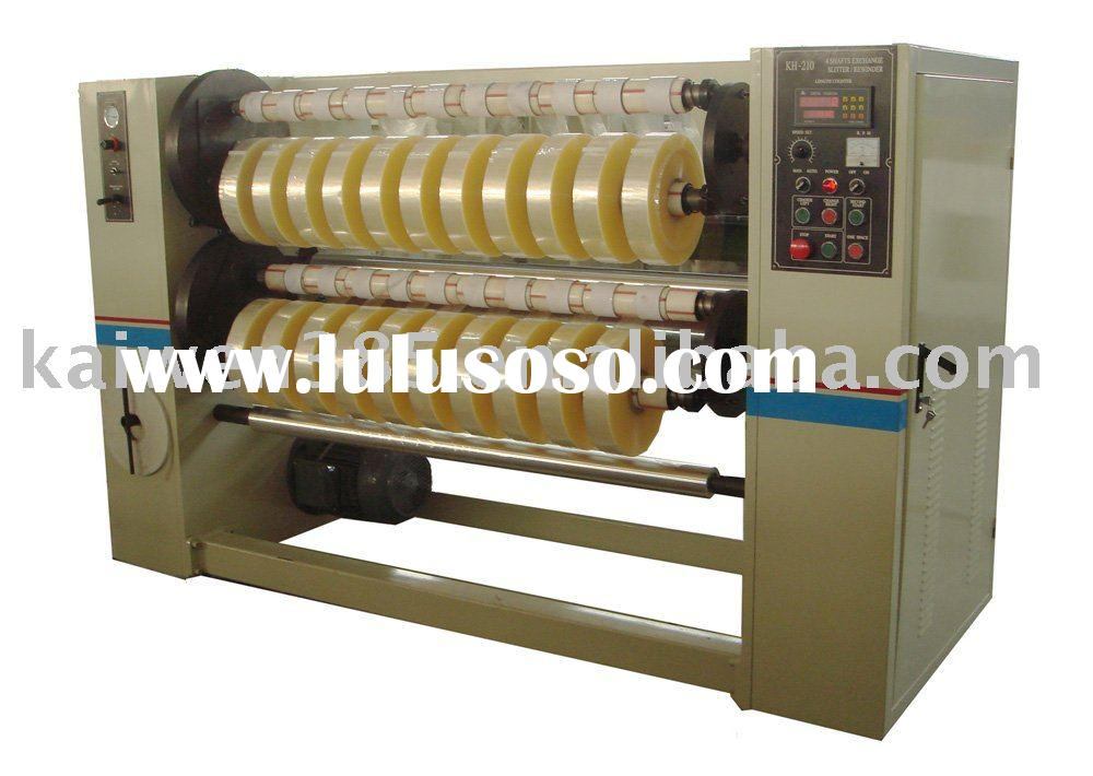 Lage adhesive tape Slitting Machine