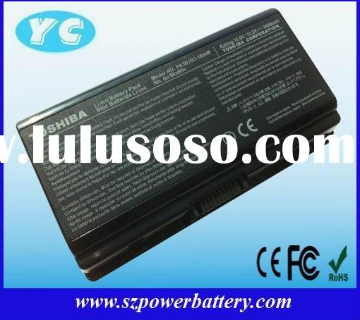 Laptop battery for Toshiba Equium L40 Satellite L40 Series PA3615