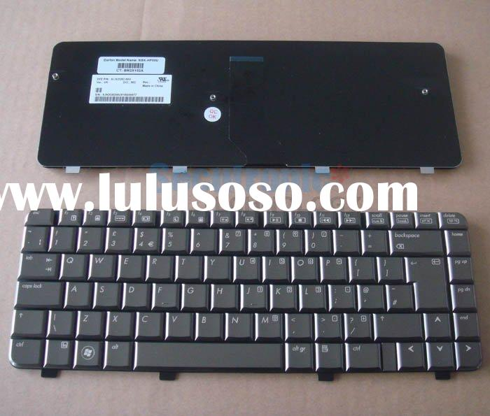 Laptop parts: Laptop Keyboard / Notebook Keyboard for HP/Compaq
