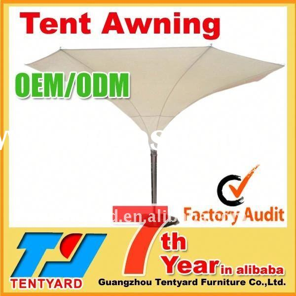 Latest OEM center pole sunshine umbrella tent pole