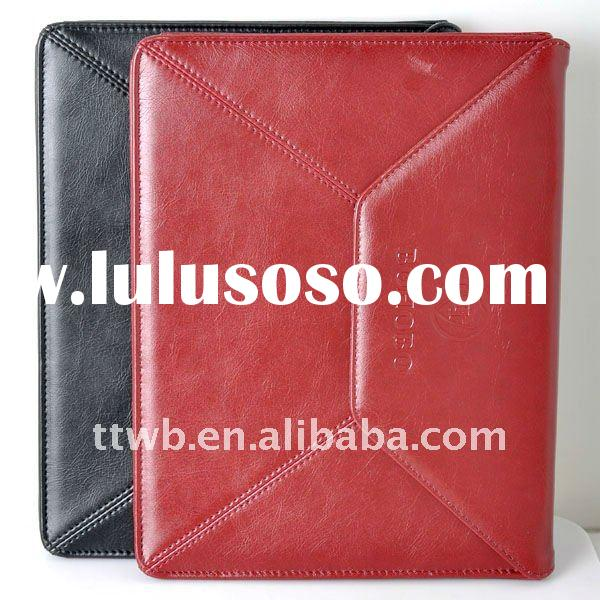 Leather Pouch for ipad 2 envelope case