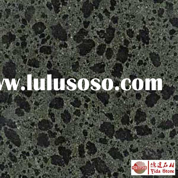 Leopard Green Granite (Dark green granite,Green stone)