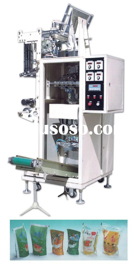 Liquid Stand bag packing machine (100-550ml)