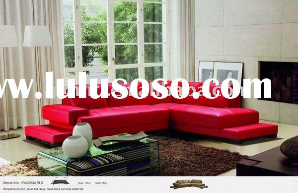 Living room sofa set round sectional sofa set
