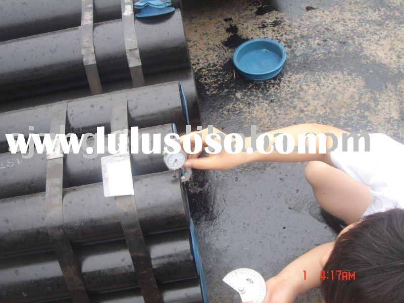 Low Temperature Carbon Steel Seamless pipe ASTM A333 GR. 6