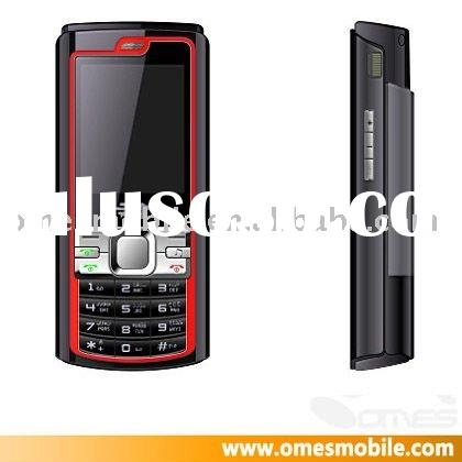 M8 dual sim mobile phone with 2000mah big battery cell phone