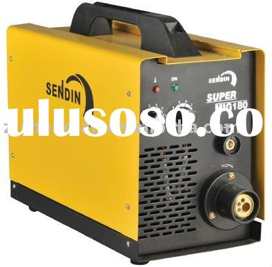 MIG/MAG gas shielded dc inverter welding machine