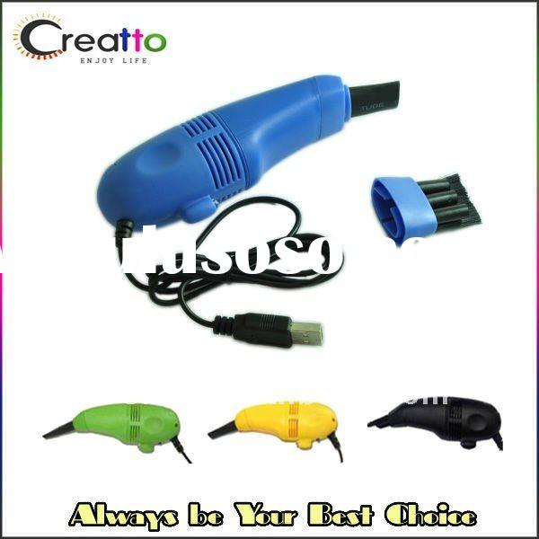 MINI USB HOOVER/VACUUM CLEANER FOR LAPTOP PC KEYBOARD