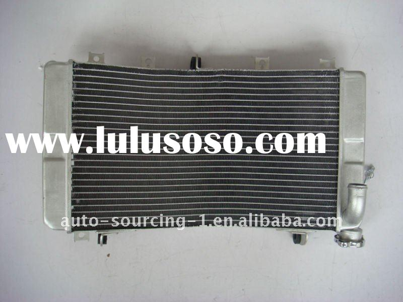 MOTOCROSS BIKE MOTORCYCLE PART ALUMINUM RADIATOR FOR SUZUKI HAYABUSA GSXR1300 aluminum radiator 99-0