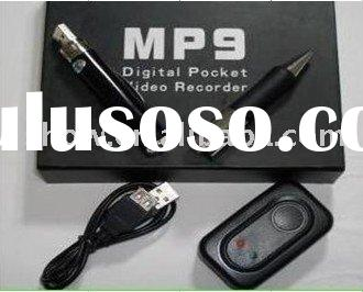 MP9 USB DIGITAL VIDEO/AUDIO POCKET PEN RECORDER CAM