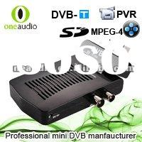MULTIMEDIA RECORDER MPEG4 DVB-T RECEIVER WITH MINI SCART