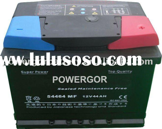 Maintenance Free car battery 54464-MF