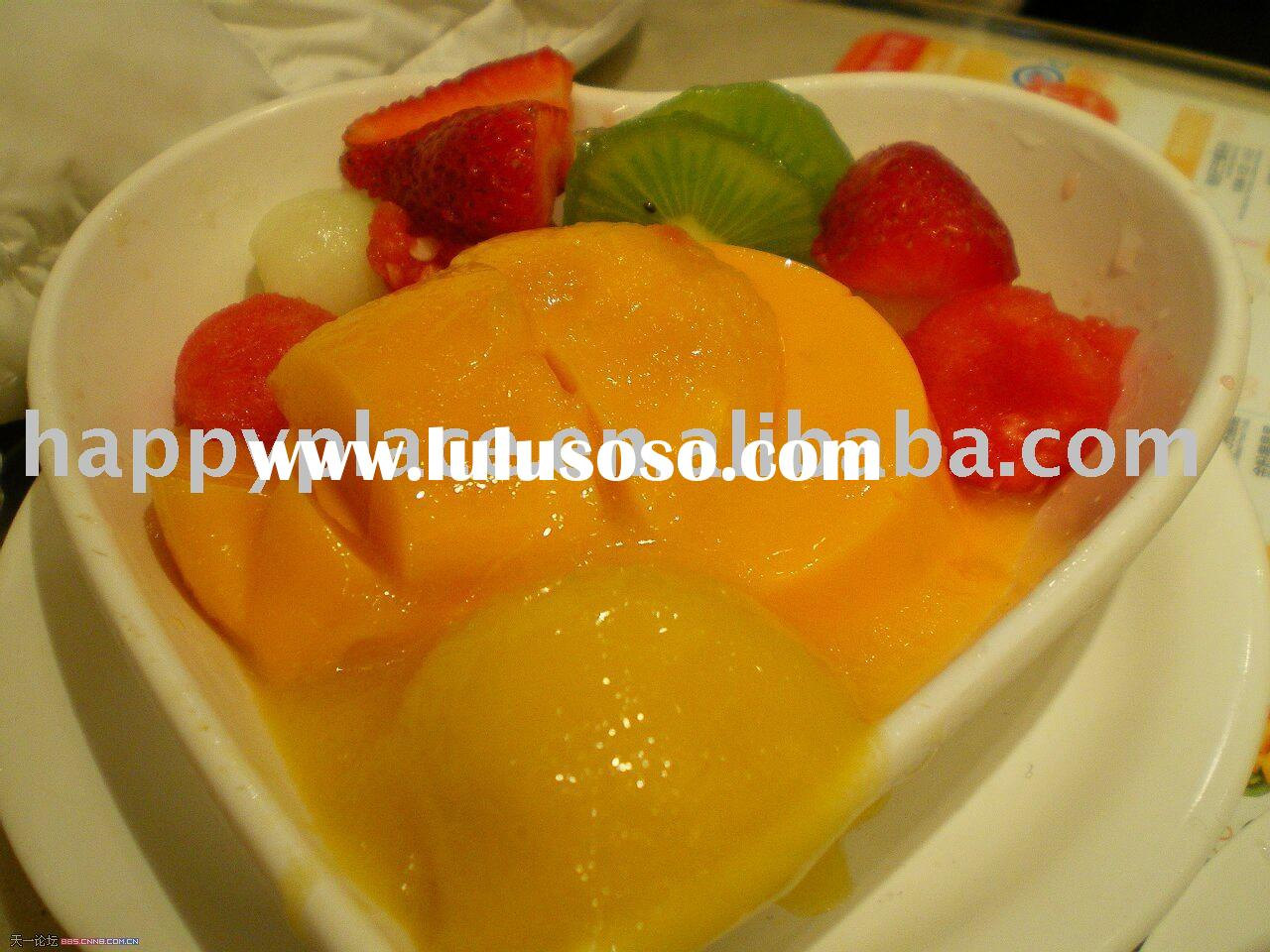 how to make mango pudding with jelly powder