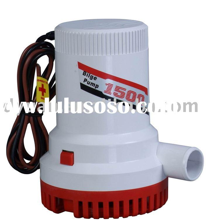Marine pump/Bilge Pump/submersible pump/marine water pump