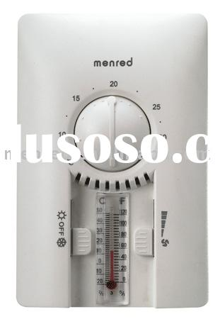 Mechanical FCU Thermostats/room thermostat/air conditioner thermostat
