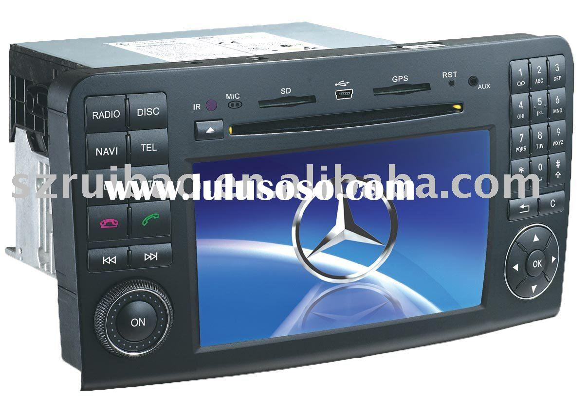 Mercedes Benz ML350 car dvd with GPS